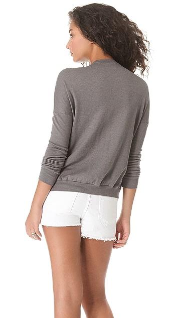 Haute Hippie Embellished Sweater