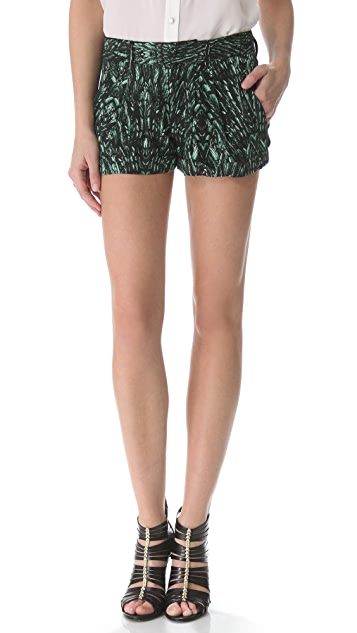 Haute Hippie Trouser Shorts