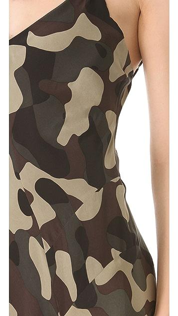 Haute Hippie Camisole Maxi Dress