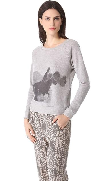 Haute Hippie Marlboro Man Sweatshirt