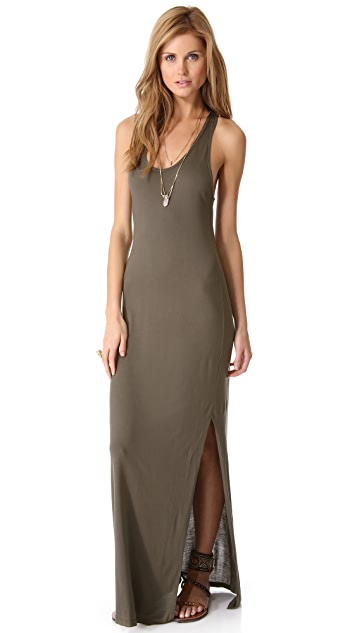 Haute Hippie Tank Maxi Dress