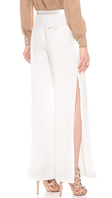 Haute Hippie Mairead Wide Leg Pants