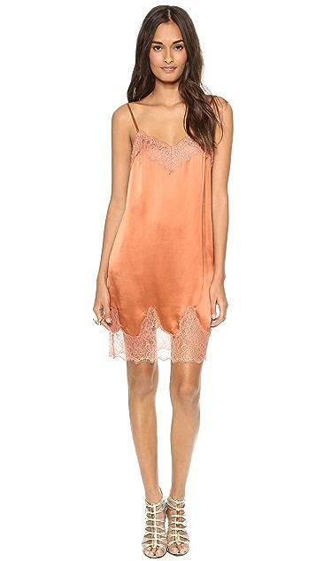 Haute Hippie Camisole Slip Dress