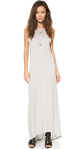 Haute Hippie Muscle Gown with Train