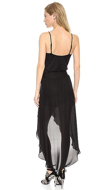 Haute Hippie Camisole Dress