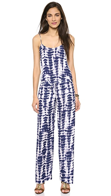 Haute Hippie Wide Leg Jumpsuit