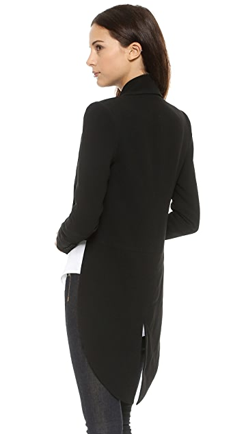Haute Hippie Jacket with Tails