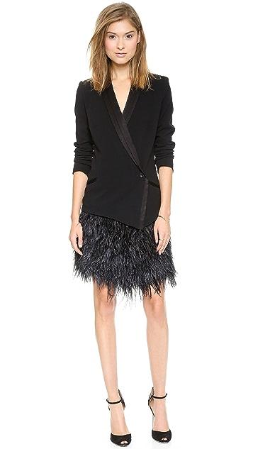 7c8ff49b07c09b Haute Hippie Oversize Tux Blazer Dress | SHOPBOP