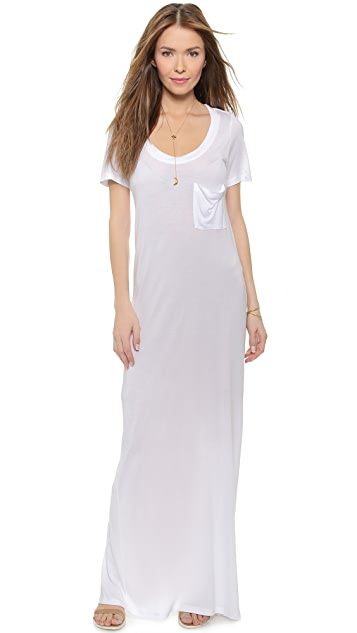Haute Hippie T-Shirt Maxi Dress