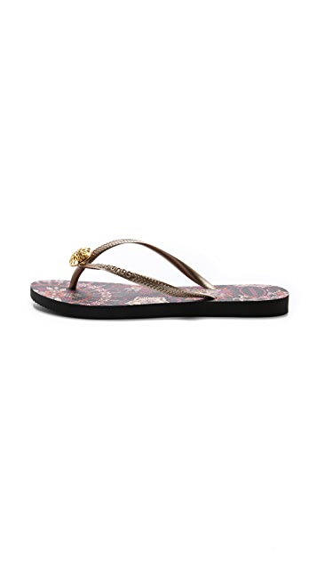 Havaianas Slim Thematic Flip Flops