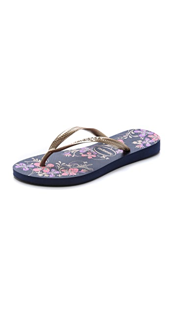 03d31781ac84 Havaianas Slim Season Flip Flops