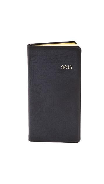 Hayden Pocket Datebook