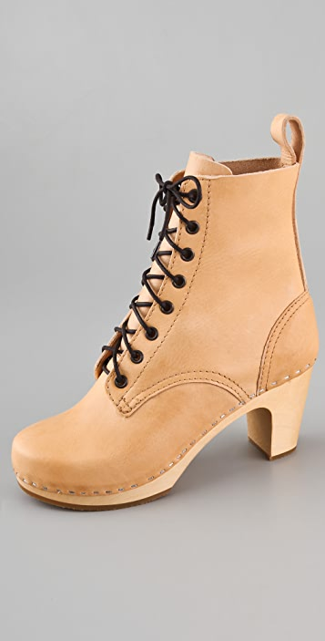 Swedish Hasbeens Grandma Boots