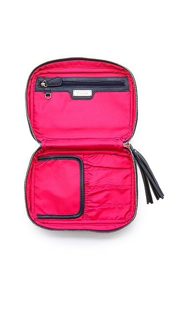 Hudson+Bleecker Avion Cosmetic & Brush Kit