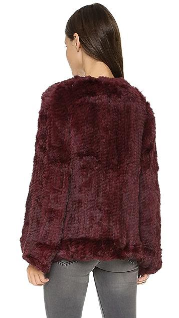 H Brand Emily Fur Coat