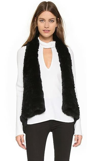 H Brand Indie Fur Vest