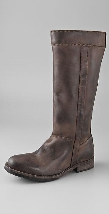 Hudson London Murphy Lug Sole Boots