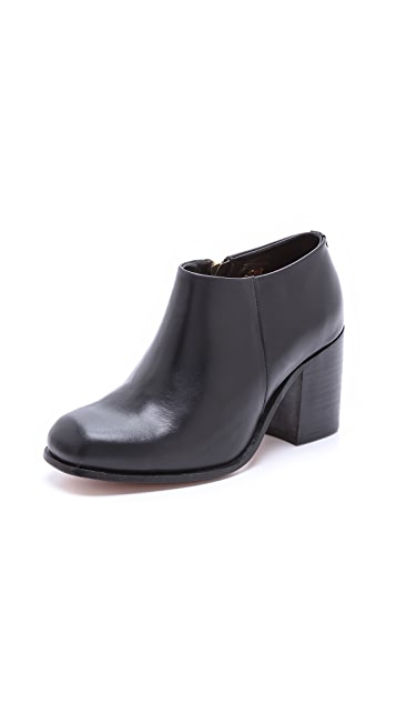 Hudson London Bangle Zip Booties