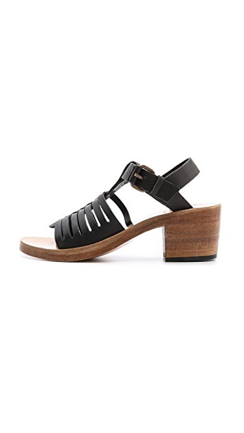 Hudson London Ios Fisherman Sandals