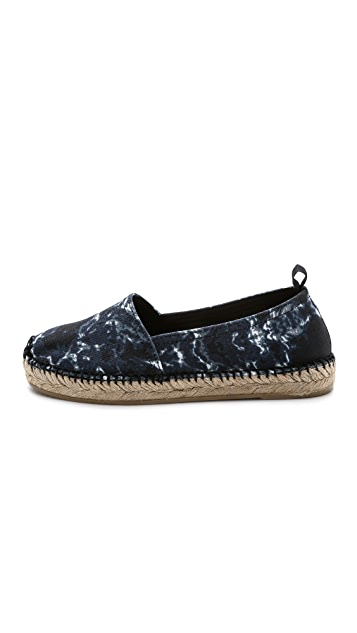 Hudson London Bali Marbled Espadrilles