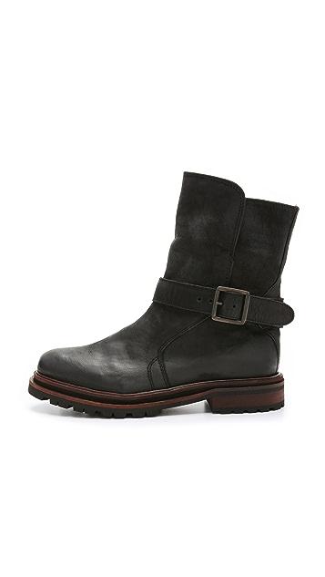Hudson London Tatham Lug Sole Boots
