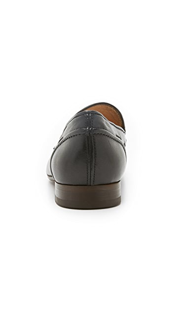 Hudson London Pierre Tassel Loafers