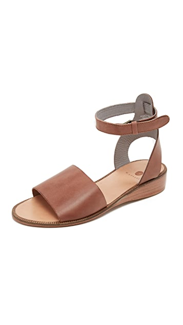 Hudson London Fifa Open Toe Sandals