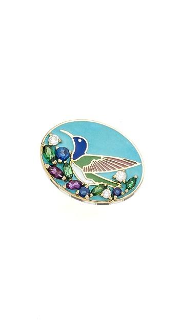 Holly Dyment Hummingbird Ring
