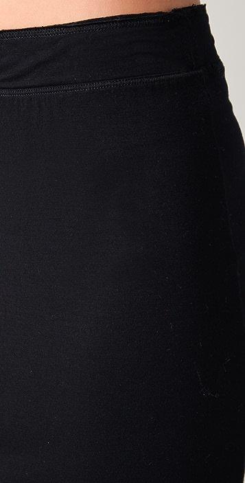 Heather Tube Skirt