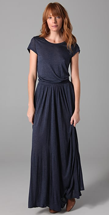Heather Maxi Tee Dress