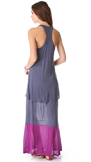 Heather Tiered Maxi Dress