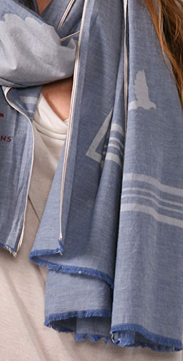 M.i.h Jeans Large Scarf