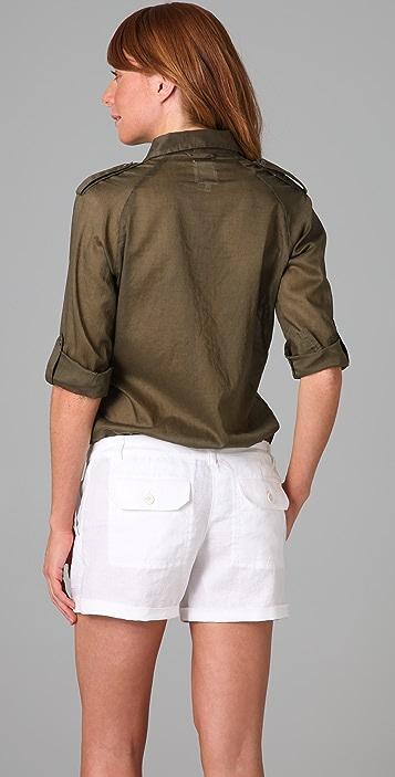 M.i.h Jeans Safari Shirt