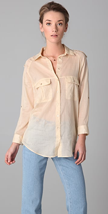 M.i.h Jeans Safari Shirt