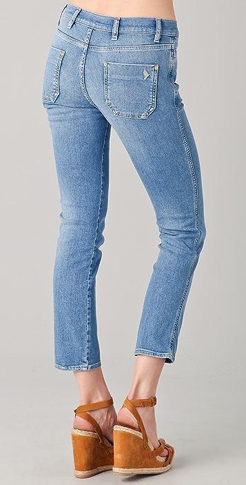M.i.h Jeans Paris Cropped Jeans