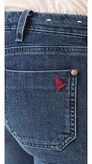 M.i.h Jeans Boston Slim Leg Jeans