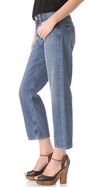 M.i.h Jeans London Boy Crop Jeans