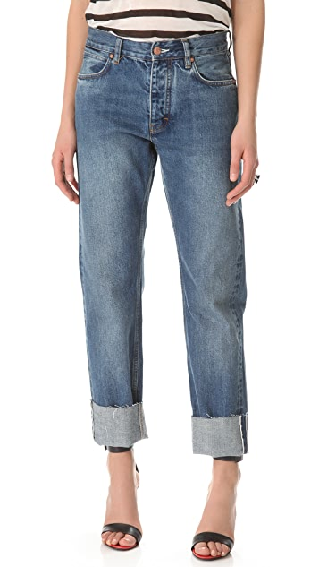 M.i.h Jeans Phoebe Slouch Leg Jeans