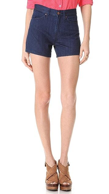 M.i.h Jeans Jane High Rise Shorts