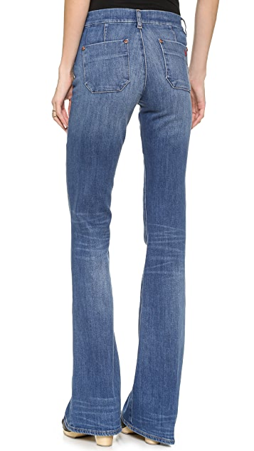 M.i.h Jeans Marrakesh High Rise Flare Jean