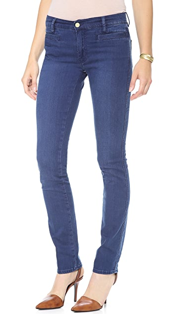 M.i.h Jeans Oslo Mid Rise Slim Jeans