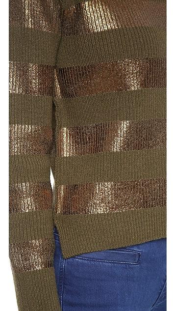 M.i.h Jeans Breton Knit Sweater