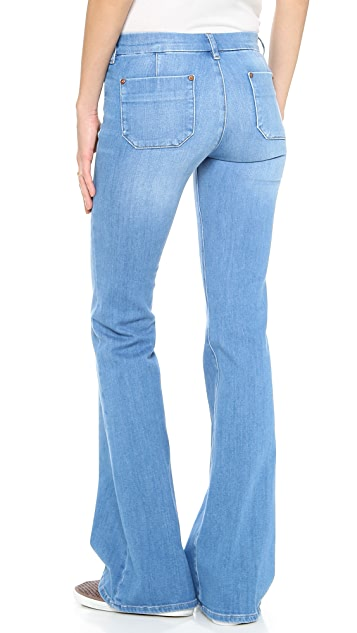 M.i.h Jeans The Marrakesh Kick Flare Jeans