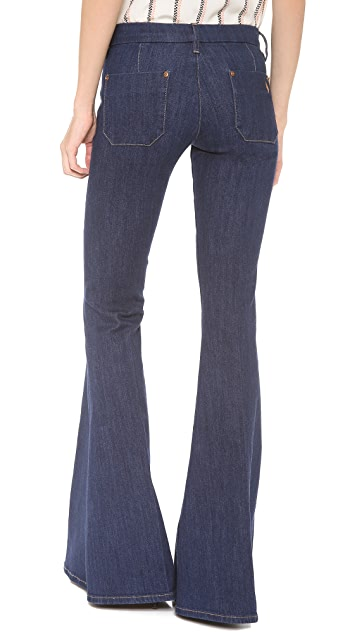 M.i.h Jeans Marrakesh Super Flare Jeans