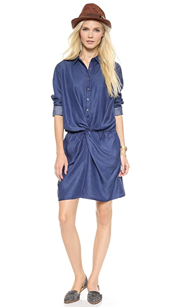 M.i.h Jeans The Knot Front Dress
