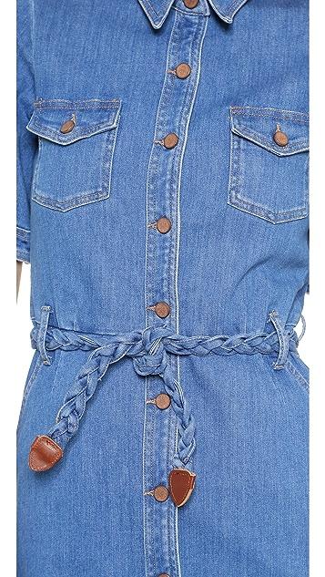 M.i.h Jeans The '70s Denim Dress