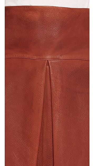 M.i.h Jeans Кожаная юбка Jackson