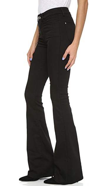M.i.h Jeans The Marrakesh Micro Flare Jeans