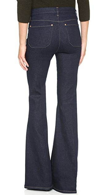 M.i.h Jeans The Principle Super Flare Jeans