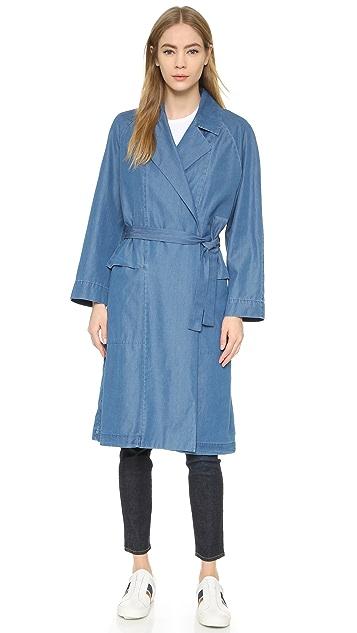 M.i.h Jeans Carmel Trench Coat